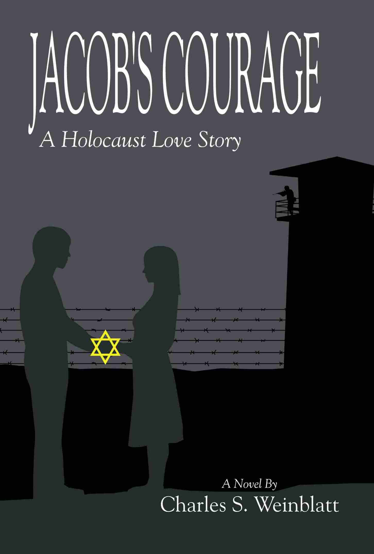 BookBuzzr Interviews Charles Weinblatt – Author of 'Jacob's Courage: A Holocaust Love Story'