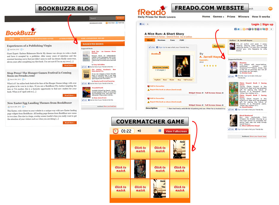 How to Market Your Book During the Hunger Games Festival on Freado.com