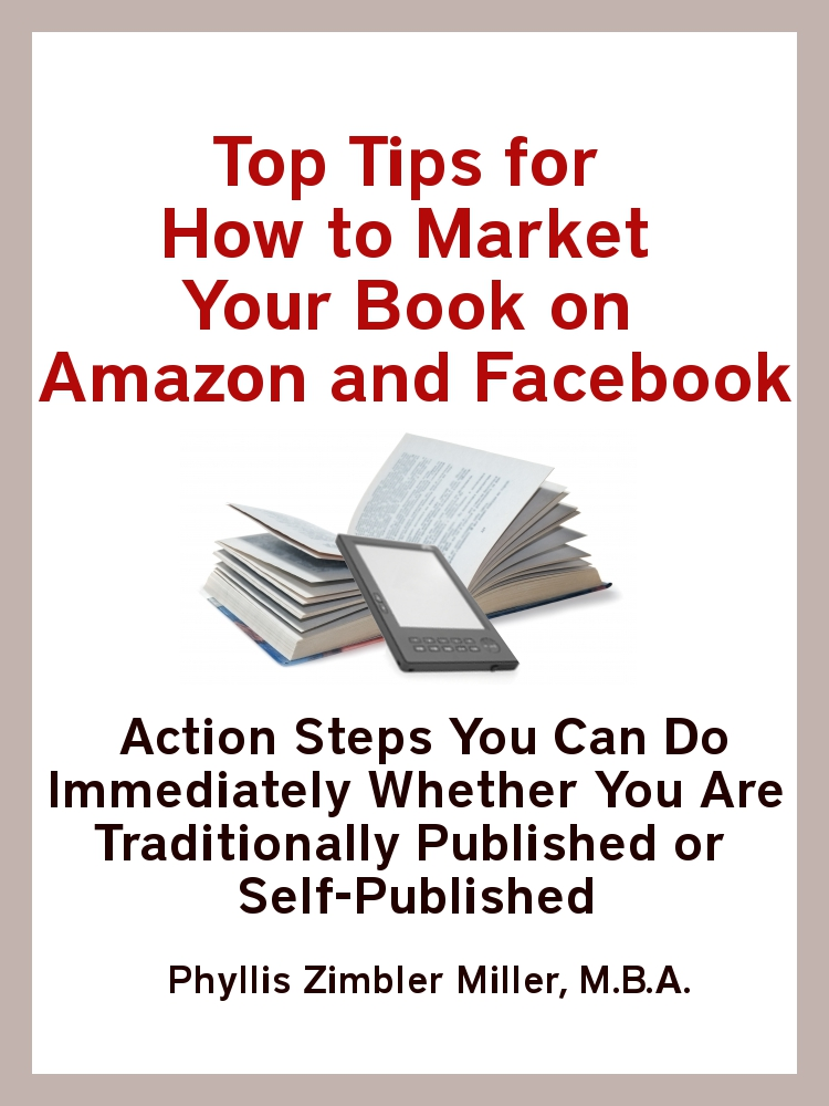 You Can Create a Facebook Page for Your Book
