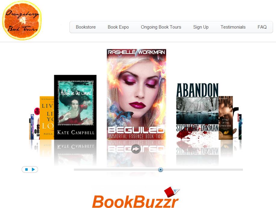 5 Questions with Orangeberry Book Tours Founder Pandora Poikilos