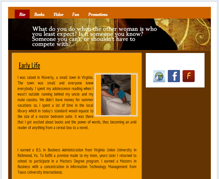5 BookBuzzr AuthorPage Widgets to Inspire You in January 2014