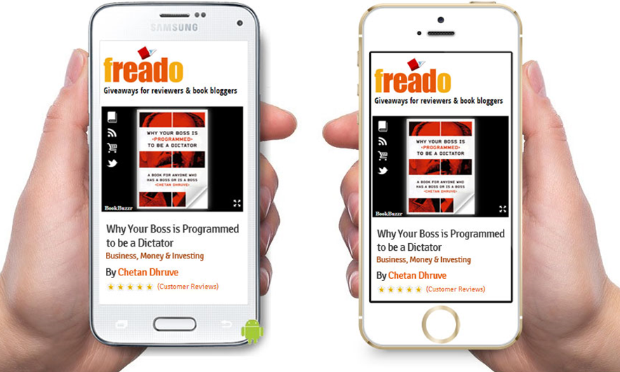 The Popular BookBuzzr Flipper Now Works on the iPhone
