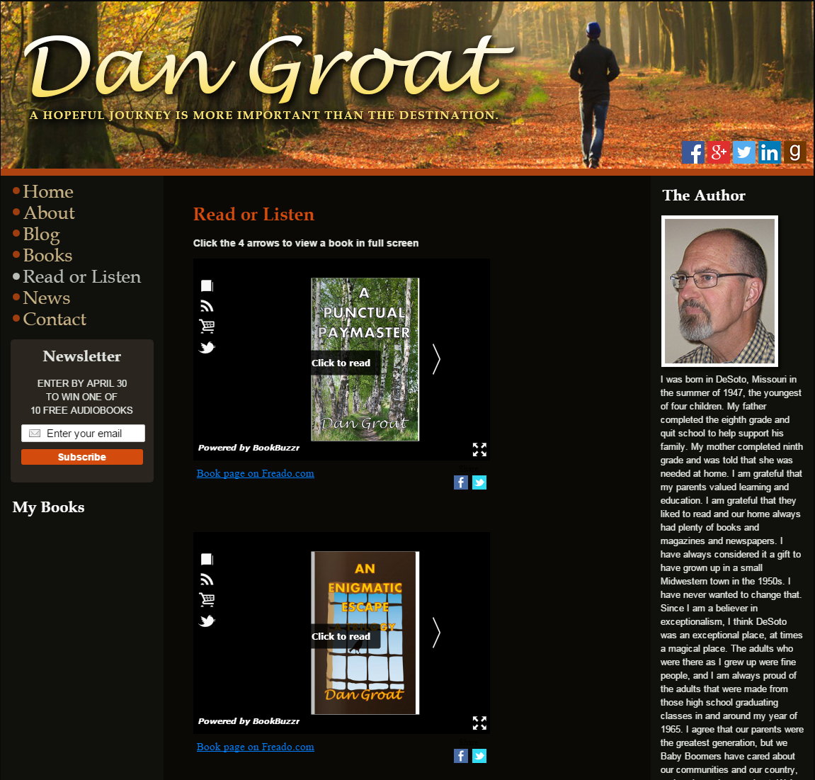 Dan Groat - Monarchs and Mendicants