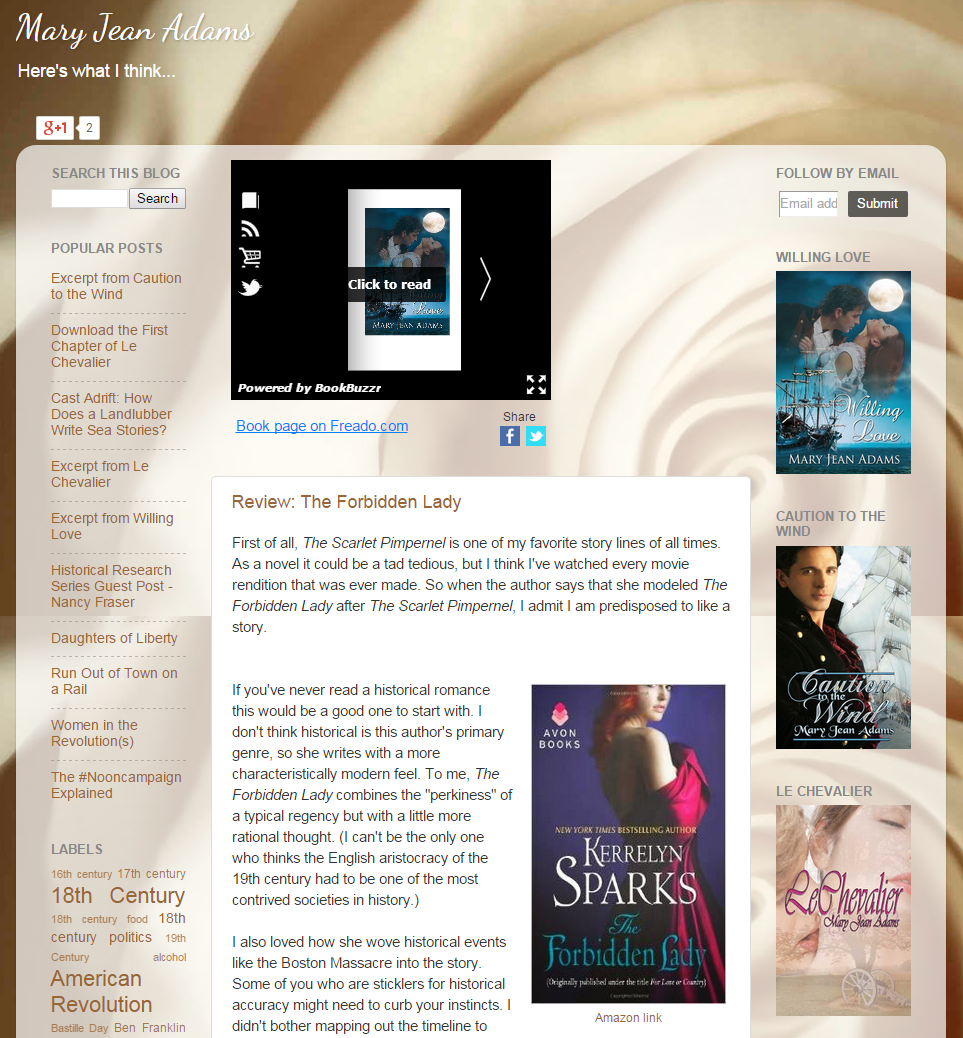 5 BookBuzzr Widget Installations To Inspire You In April 2015