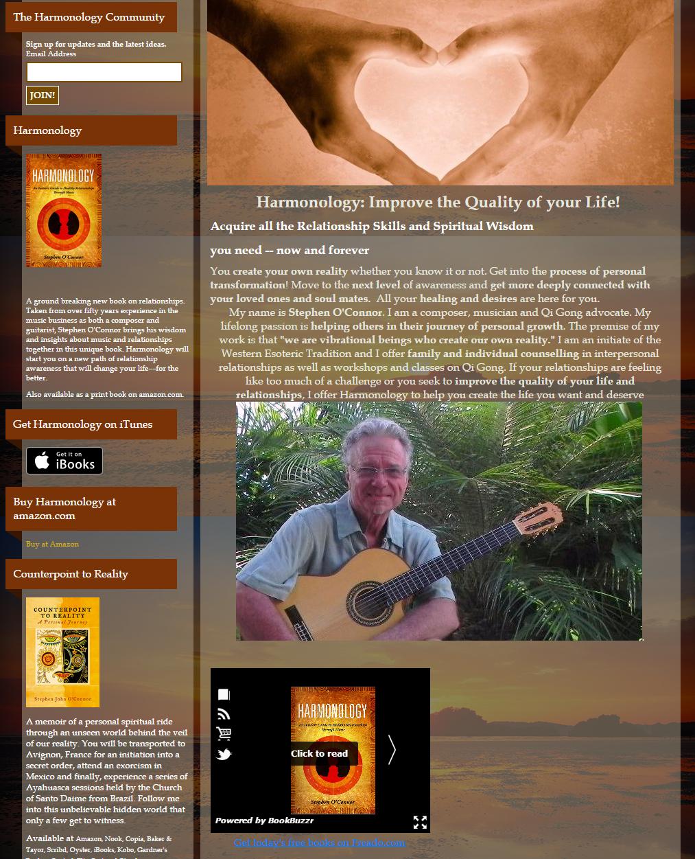 Stephen OConnor - Harmonology