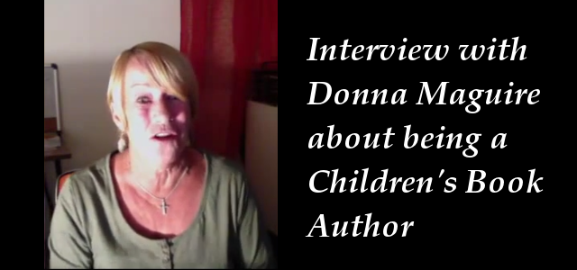 Interview with Donna Maguire, Author of The Silly Willy Winston Series