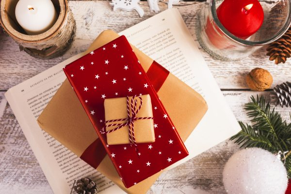 6 Colorful Post Christmas Book Selling Tactics