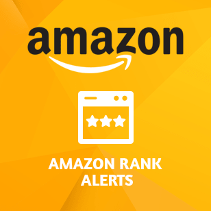 Amazon Sales Rank Alert Tool